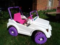 Amazing toys, sports equipmnt, furniture; lots in new condition!