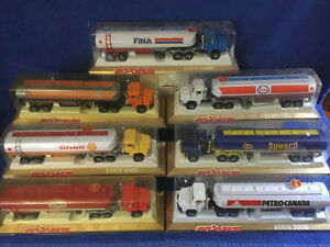 Collector Looking for Majorette Serie 3000 Trucks and Tankers