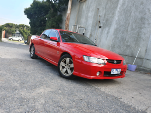2005 Holden VY SS Manual Crewman Fully Optioned