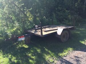 8x6ft Utility Trailer for sale