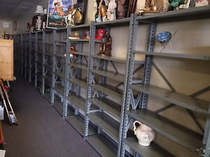 Shelving from Uline LOW PRICE!