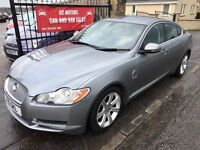 2010 JAGUAR XF 3.0 DIESEL LUXURY V6 AUTO, FULL JAGUAR SERVICE HISTORY, WARRANTY, NOT 7 SERIES A8