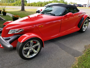 Plymouth Prowler 1999 MOVING MUST SELL
