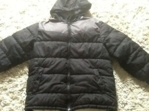 Warm fall coat