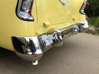 Custom Chroming & Bumper Repair