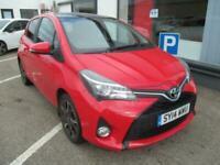 2014 Toyota Yaris 1.33 VVT-i Sport 5dr HATCHBACK Petrol Manual