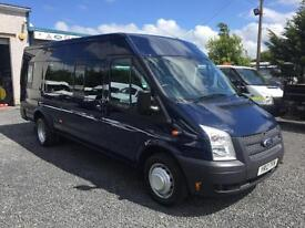 Ford TRANSIT 17 seater only 9,000 from new 12 Reg