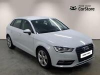 Audi A3 TDI SPORT (white) 2015-09-14