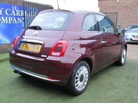 2016 Fiat 500 1.2 Lounge 3dr (start/stop)