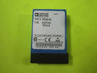 Analog Devices Shorting Module -- 1600048-300 -- New