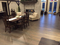 WANT HARDWOOD ($1.50 SQ/FT) OR LAMINATE ($1.00) INSTALLED CHEAP?