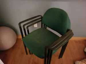 Get your ugly green chairs here!