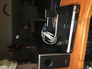 Samsung Home Theatre Sound System