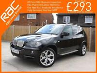 2008 BMW X5 3.0sd SE Turbo Diesel 286 PS 6 Speed Auto 4x4 4WD 7-Seater Pan Roof