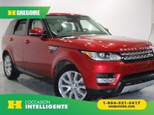 2014 Land Rover Range Rover Supercharged HSE SPORT, CUIR, TOIT P