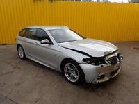 2014 BMW 5 SERIES M SPORT 2.0 DIESEL AUTO