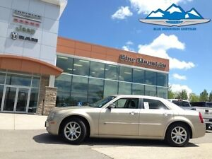 2008 Chrysler 300   ACCIDENT FREE, HEATED LEATHER, CD/MP3/SAT RA