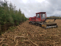 ***LAND CLEARING*** Mulcher / Root Raking / C&L Forestry Inc.