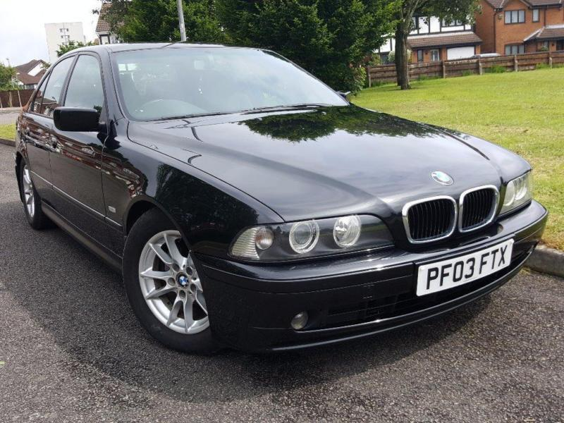 2003 bmw 5 series 2 5 525d es 4dr in small heath west midlands gumtree. Black Bedroom Furniture Sets. Home Design Ideas
