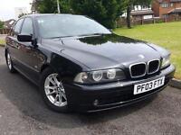 2003 BMW 5 Series 2.5 525d ES 4dr