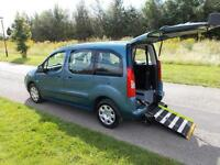 2011 Peugeot Partner Tepee 1.6 HDi, 27K, WHEELCHAIR ACCESSIBLE DISABLED ADAPTED