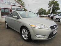 FORD MONDEO 1.8 TDCI ZETEC 5dr Silver Manual Diesel, 2008