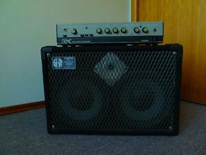 GK Bass Amp and SWR Speaker Edmonton Edmonton Area image 1