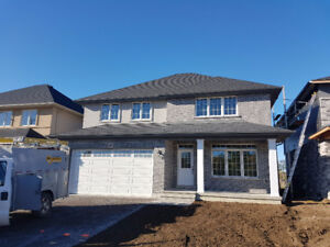 New Construction 4 bedroom family home