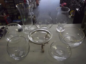 ASSORTED GLASSWARE PERFECT FOR WEDDING/SHOWER CANDY BUFFET Windsor Region Ontario image 2