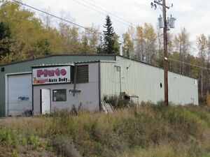 Auto Body Shop in Burns Lake