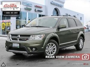2017 Dodge Journey SXT  USED DEMO - CALL FOR PRICE