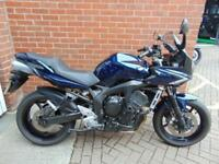 2008 (08) YAMAHA FAZER 6 FZ6 - GREAT CONDITION