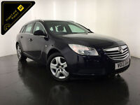 2013 VAUXHALL INSIGNIA EXCLUSIV CDTI DIESEL 1 OWNER SERVICE HISTORY FINANCE PX