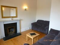 Spacious one bedroom flat in Causewayside