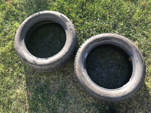 2 brand new winter tires 185/55/15 car