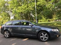 Audi A6 Estate 2.7 TDI MANUAL SE 4dr Hpi clear, MOT,XENONS,Adaptive lights