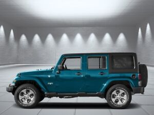 2017 Jeep Wrangler Unlimited Sahara  - Navigation - $222.93 /Wk