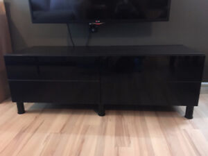 IKEA TV Table: Excellent Condition - $100