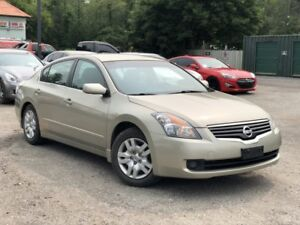 2009 Nissan Altima No-Accidents LOW KMS 2.5 S Power Group Push S