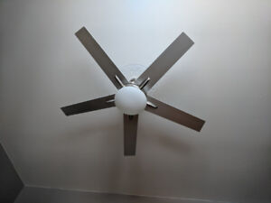 Ventilateur de plafond avec manette / Ceiling Fan with remote