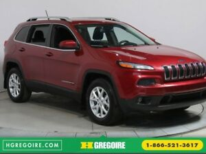 2014 Jeep Cherokee NORTH 4X4 A/C BLUETOOTH NAV MAGS