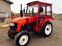 2009 Jinma 254 Diesel tractor 4x4 Compact tractor