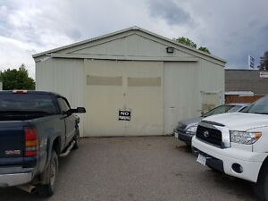 Light industrial lease available July 1