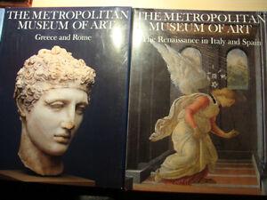 6 livres d'histoire de l'art (Art History book)