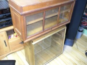 Beautiful Display Cabinets-Reduced