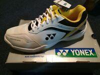 Yonex indoor court shoes badminton, squash, yellow black SHB-33EX sports mens