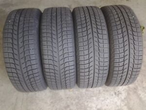 4 Michelin X-ICE Winter Tires and Rims for Mazda 3 and Others