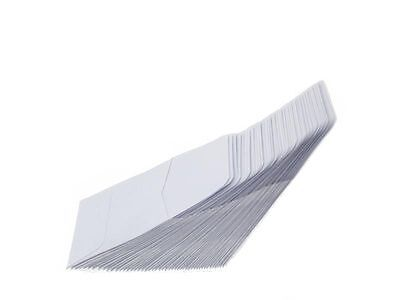 Guardhouse White Archival Paper Coin Envelopes, 2x2, 50 pack