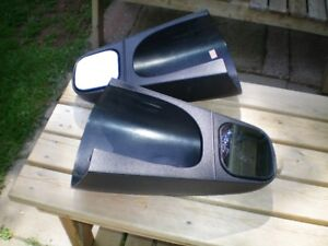 Auxiliary Tow Mirrors