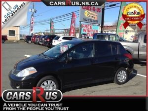 2008 Nissan Versa 1.8 S....includes 4 FREE winter tires!!!